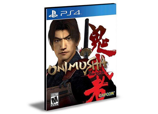 ONIMUSHA WARLORDS -  PS4 PSN MÍDIA DIGITAL
