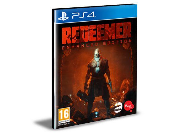 Redeemer Enhanced Edition  -  PS4 PSN MÍDIA DIGITAL
