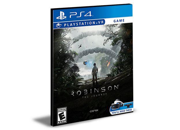 Robinson The Journey VR  -  PS4 PSN MÍDIA DIGITAL