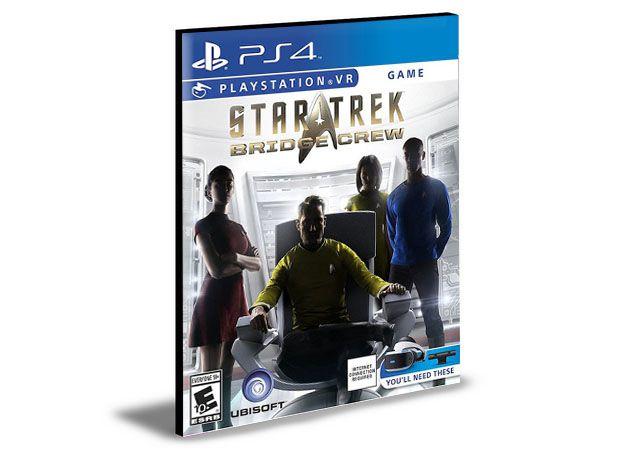 Star Trek Bridge Crew  -  PS4 PSN MÍDIA DIGITAL
