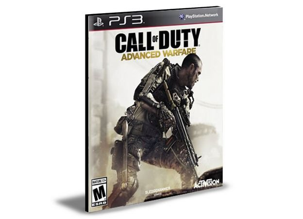 CALL OF DUTY ADVANCED WARFARE - PS3 PSN MÍDIA DIGITAL