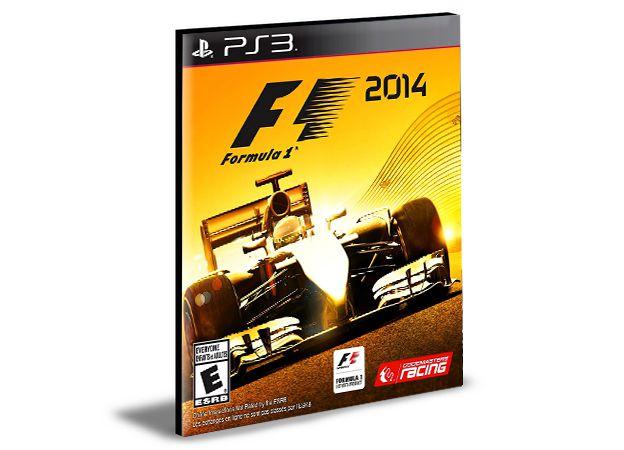 F1 2014 - PS3 PSN MÍDIA DIGITAL