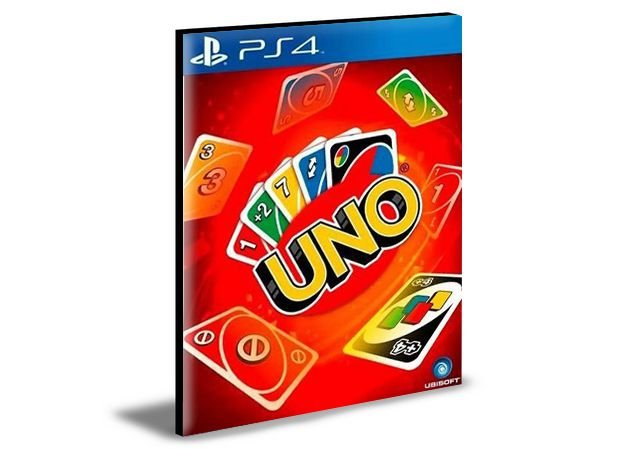 UNO PS4 - PSN MÍDIA DIGITAL