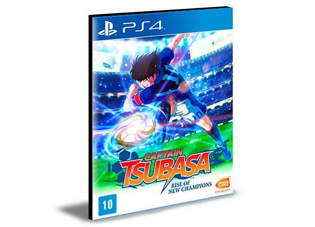 Captain Tsubasa Rise of New Champions - PS4 PSN MÍDIA DIGITAL