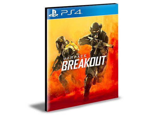 Warface Breakout - PS4 MÍDIA DIGITAL