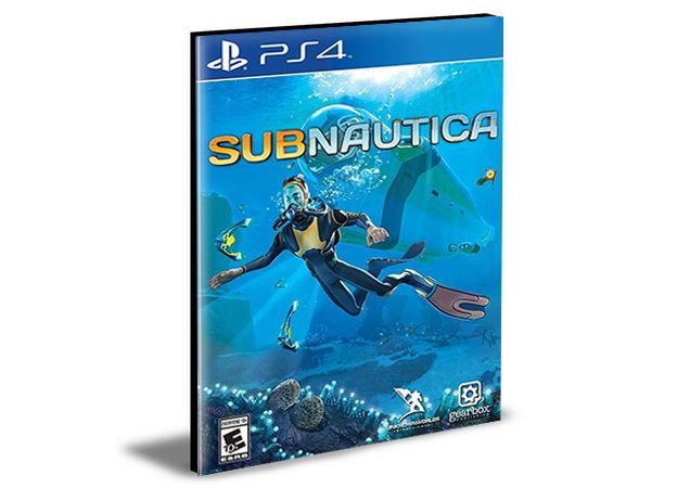 SUBNAUTICA - PS4 - PSN - MÍDIA DIGITAL