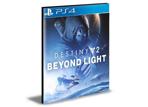 Destiny 2 Além da Luz - PS4 & PS5 - PSN MÍDIA DIGITAL