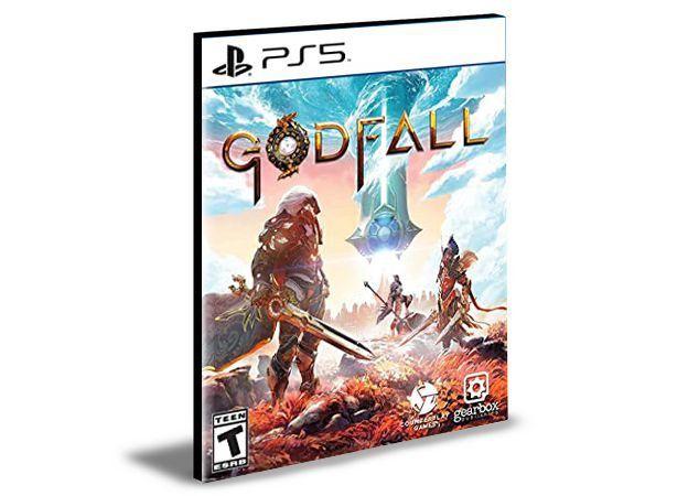 Godfall Standard Edition - PS5 PSN MÍDIA DIGITAL