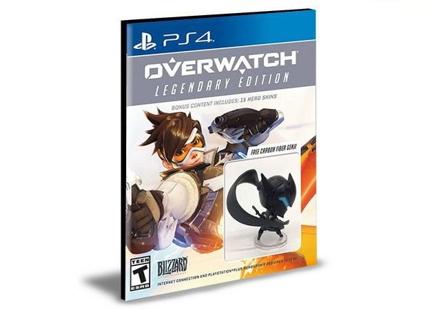 OVERWATCH : Legendary Edition PS4 MÍDIA DIGITAL