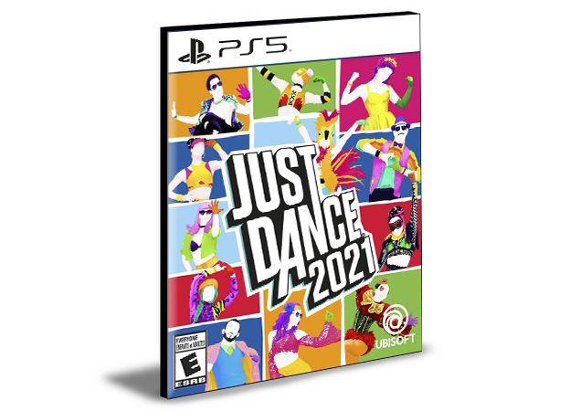 JUST DANCE 2021 PS5 PSN MÍDIA DIGITAL