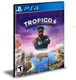 TROPICO 6 PS4 E PS5 PSN MÍDIA DIGITAL