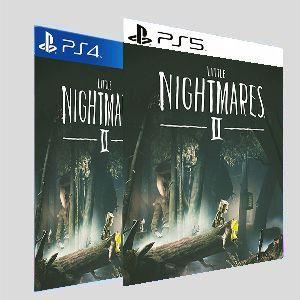 Little Nightmares 2 - Português - PS4 e PS5 PSN MÍDIA DIGITAL