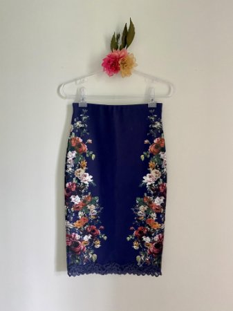 Saia Floral Zara