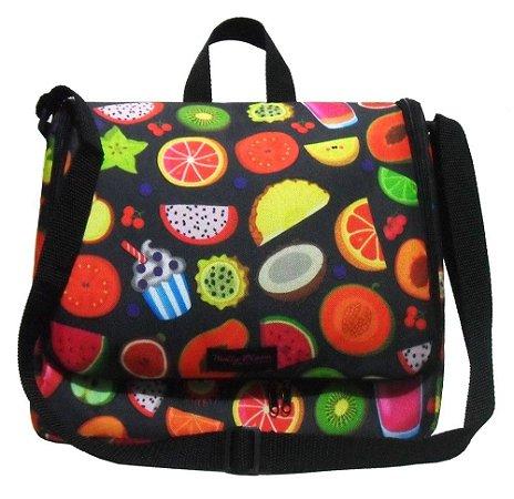 Bolsa Térmica G 11,7L Frutinhas