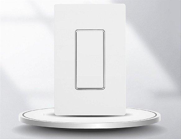 Interruptor 1 Tecla WIFI parede - Casa Inteligente-Smart Life