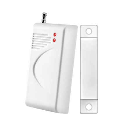 Sensor De Porta E Janela Sem Fio 433mhz Codificação 1527