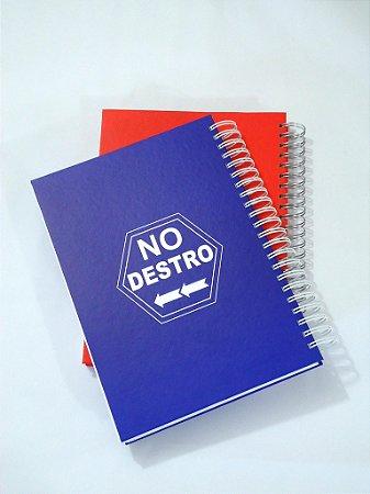 Caderno para Canhotos de 10 Matérias - Gráfica Delta