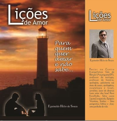 Lições de Amor - Plataforma PC-Notebook-Mac