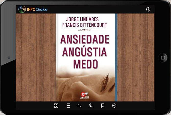 Ansiedade Angústia Medo | Plataforma iPad mini