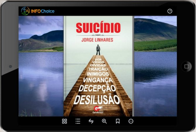 Suicídio | Plataforma iPad mini