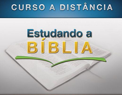 Assinatura Digital do Curso a Distância Estudando a Bíblia | Anuidade