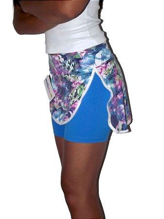 Shorts Saia De Suplex - Moda Fitness