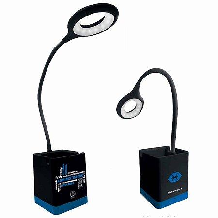 Luminária Flexível Zona Criativa Porta Lápis - Administração
