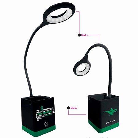 Luminária Flexível Zona Criativa Porta Lápis - Enfermagem