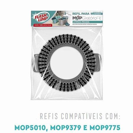 Refil p/ Mop Giratório Fit Limpeza Pesada RMOP7191 FlashLimp