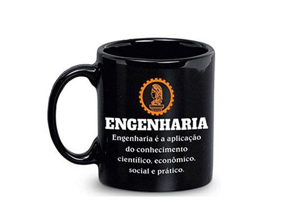 CANECA CERÂMICA REGINA 340ML REF.1263 ENGENHARIA