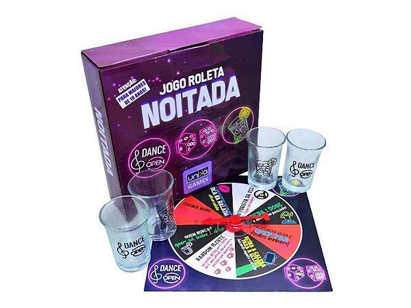 Jogo Roleta Unika Games Amor