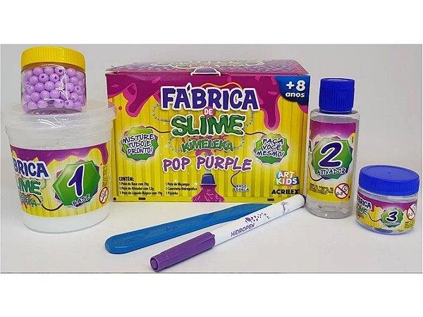 Fabrica de Slime - Pop Purple