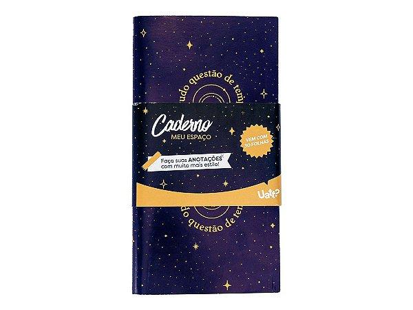 Caderno Uatt c/ 30 Folhas - Meu Espaço