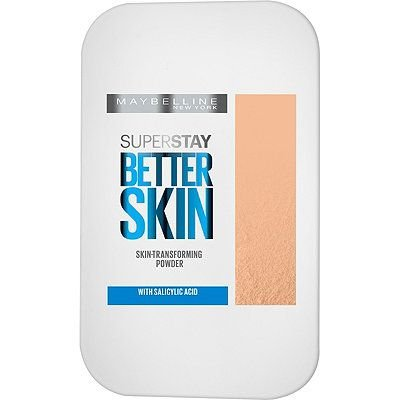 Base Compacta Maybelline Super Stay Better Skin Cor Porcelain