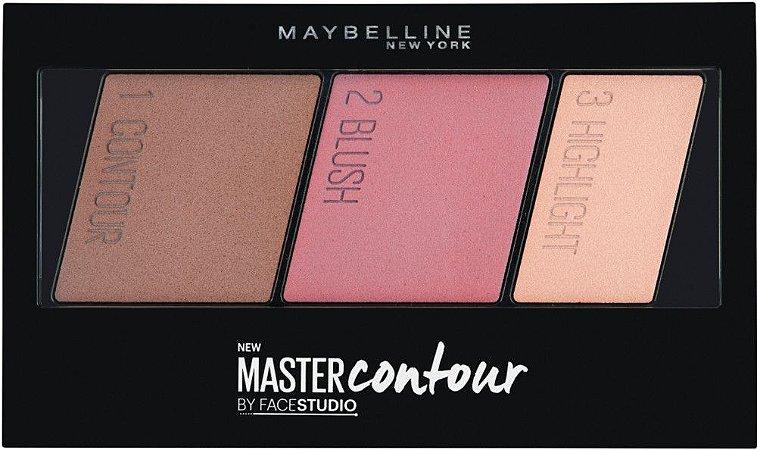 Kit Contorno Maybelline Master Contour 3 em 1