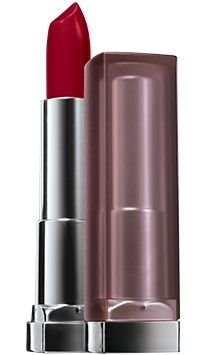 Batom Maybelline Color Sensational Matte Cor Divine Wine