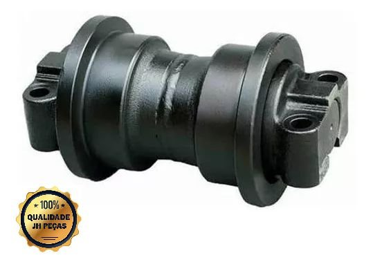 Rolete Superior Escavadeira Doosan DX225 - Para Eixo 55mm