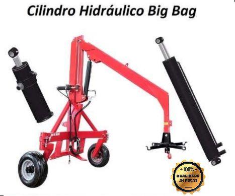 Par de Cilindro Hidráulico Big Bag