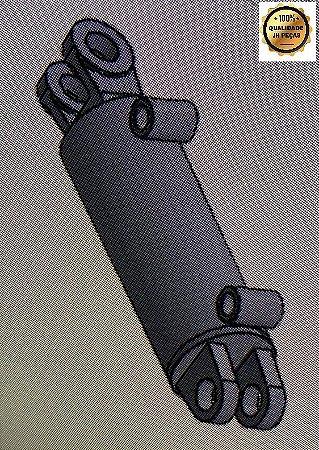 Cilindro Hidráulico Auxiliar Trator Valtra / Valmet 1780