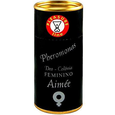 PERFUME DEO COLÔNIA AIMÉE FEMININA PHEROMONAS 20ML
