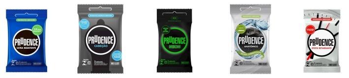 Preservativos Especiais Prudence 3 Un.