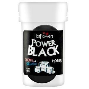 BOLINHA POWER BLACK  ESQUENTA & ESFRIA