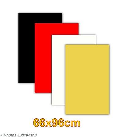 DUPLICADO - Cartaz Duplex Amarelo liso 3G