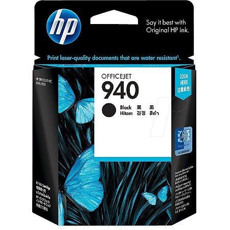 Cartucho de Tinta HP 940 (C4902) Preto 22ml