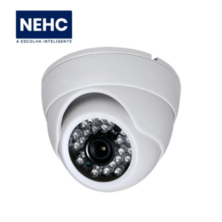Câmera Infra Dome Ahd Up58159 Onvif - NEHC