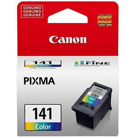 Cartucho de Tinta Canon 141 (Cl141) Colorido 8ml