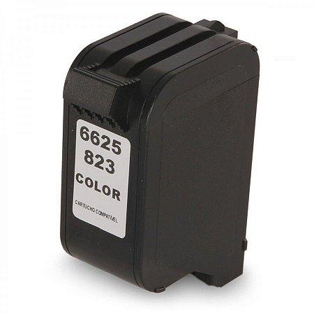 Cartucho de Tinta Compatível HP 17/23 (6625/1823) Colorido 30ml