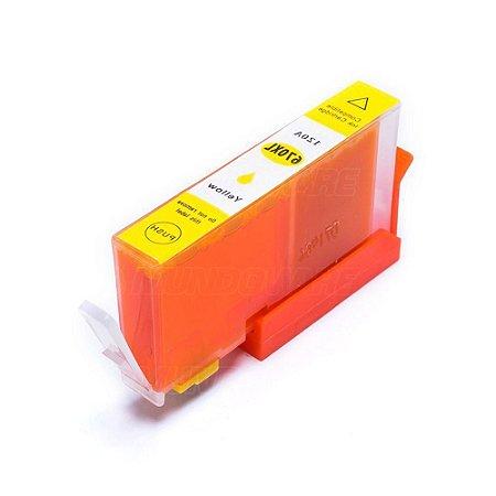Cartucho de Tinta Compativel HP 670xl (CZ120) Amarelo 16ml