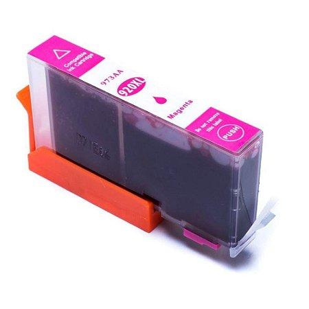 Cartucho de Tinta Compativel HP 920XL (CD973) Magenta