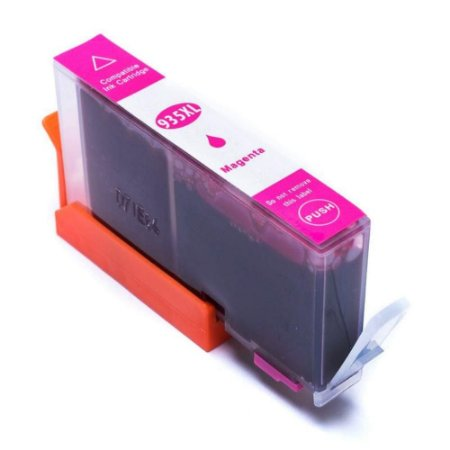 Cartucho de Tinta Compatível HP 935xl (C2P25) Magenta 16ml